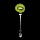 Grandma's Fork on a Kiwi by juliefallone