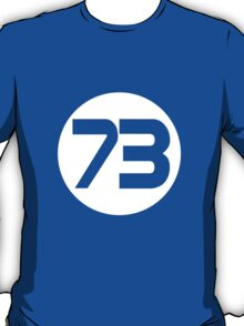 73 number T-Shirt