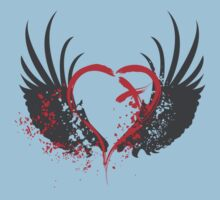 Blood Wings Kids Tee