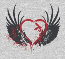 Blood Wings Kids Clothes