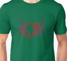Blood Wings Unisex T-Shirt