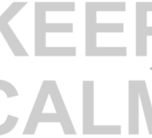 Keep Calm And Mosh! Sticker