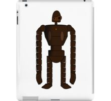 A guardian of laputa iPad Case/Skin