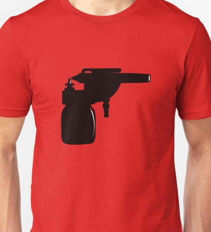 Airbrush Pistol Unisex T-Shirt