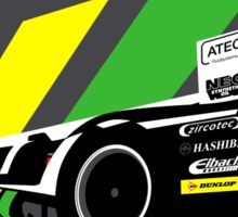 Strakka Racing 2015 Dome S103 LMP2 Watts, Kane, Leventis 2015 Sticker