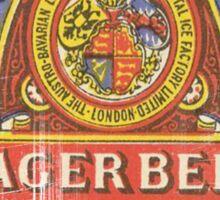 beer 4 Sticker