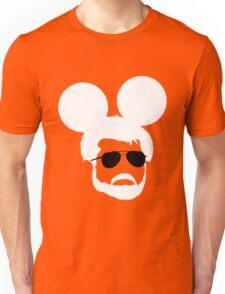 George Mouse (White) Unisex T-Shirt
