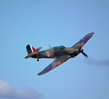 Hawker Hurricane mk1(R4118) by Andy Jordan