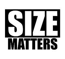 SIZE MATTERS by Vana Shipton