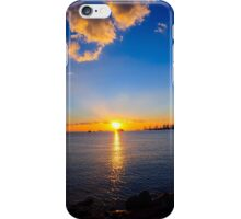 Sunset in Istanbul iPhone Case/Skin