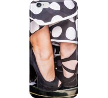 FLAMENCO SHOES iPhone Case/Skin
