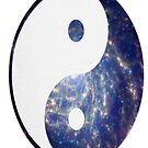 Ying Yang Galaxy by middi