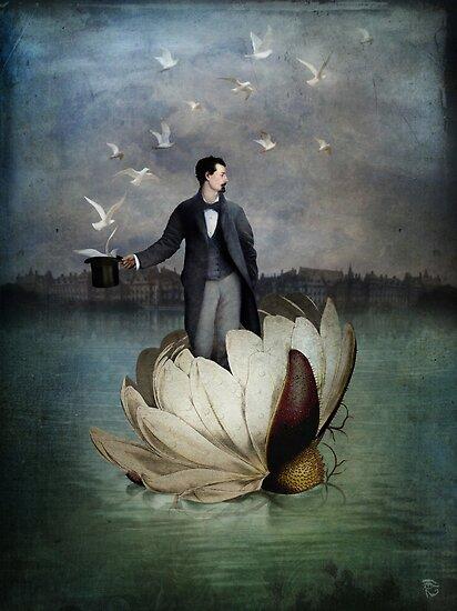 The Gentleman by ChristianSchloe