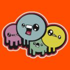 GOOBER GHOSTS by S DOT SLAUGHTER
