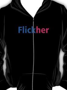 Flickher - Flickr Parody T-Shirt
