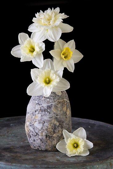 Spring Daffodils by Edward Fielding