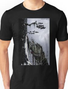 The Snow Painter - Earth Beasts Awaken creature art apparel Unisex T-Shirt