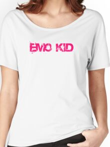 Emo Kid Women's Relaxed Fit T-Shirt