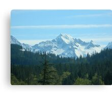 Mt. Baker Canvas Print