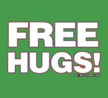 Free Hugs Kids Clothes
