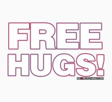 Free Hugs by rawrclothing