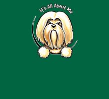 Lhasa Apso :: Its All About Me T-Shirt