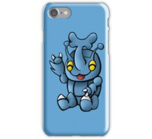The fighting beetle  iPhone Case/Skin
