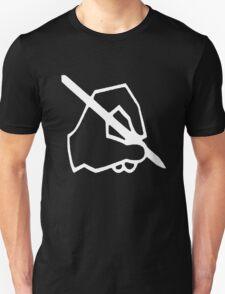 Hand Writing T-Shirt