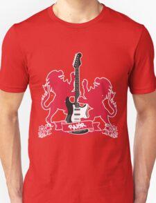 British Rock Guitar T-Shirt