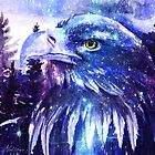 Eagle by Slaveika Aladjova