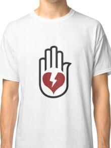 Hand On Heart Classic T-Shirt