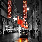 Red Light by Jane Ruttkayova