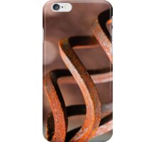 Rusted Power iPhone Case/Skin