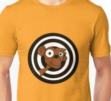 Friendly Monkey Unisex T-Shirt