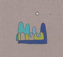 Tiny Moon by Kelly Cree