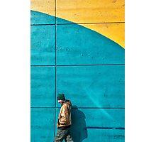 Concrete Fashion Photographic Print