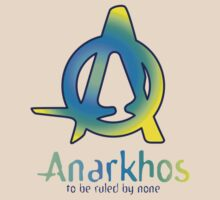 Anarkhos by David Randall