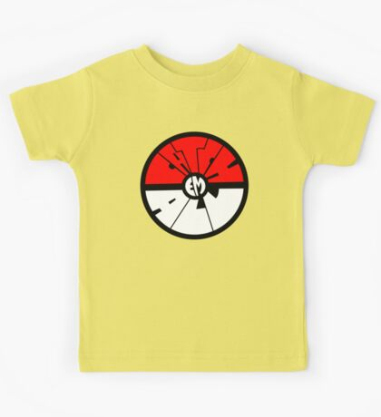 Catch 'em all - Pokeball Kids Tee