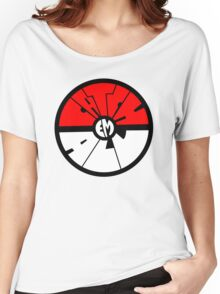 Catch 'em all - Pokeball Women's Relaxed Fit T-Shirt