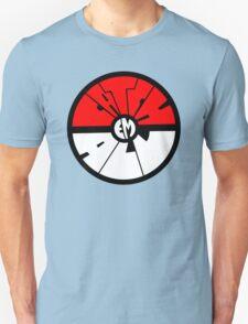 Catch 'em all - Pokeball T-Shirt