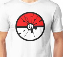 Catch 'em all - Pokeball Unisex T-Shirt