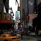 Times Square by bron stadheim