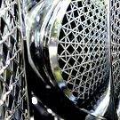 1930 Packard Roadster, Grille by SuddenJim