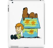 Scooby Doo Peanuts iPad Case/Skin