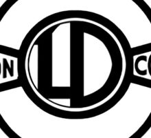 Luxton & District Traction Company Logo (On The Buses) Sticker