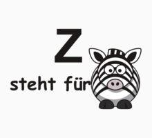 Z steht für ... Kids Clothes