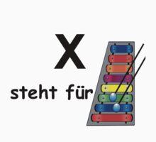 X steht für ... by Hallo Wildfang