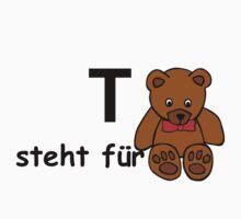 T steht für ... Kids Clothes