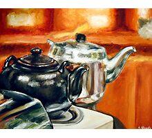 Tea Time Photographic Print