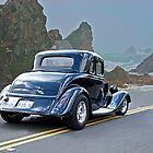 1934 Ford by DaveKoontz